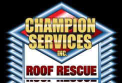 Champion Service Roof Rescue